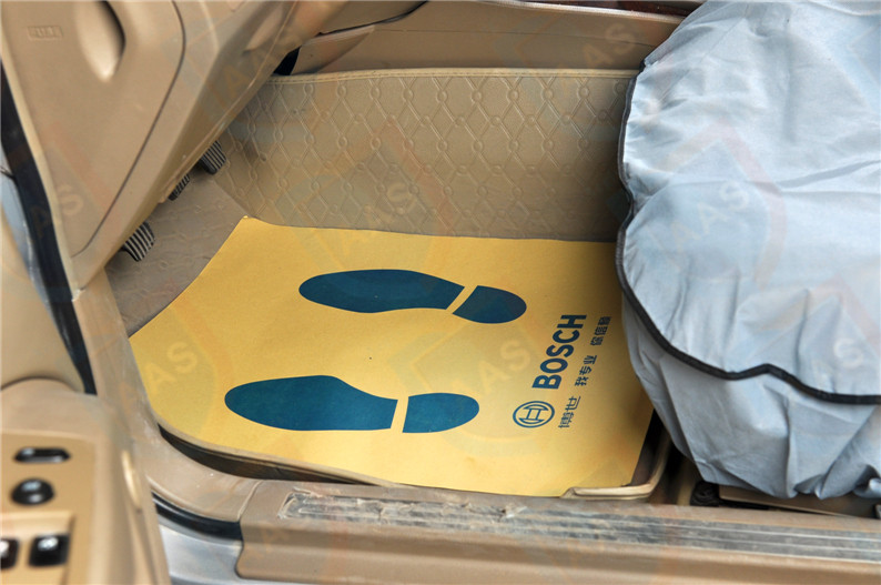 kraft-paper-floor-mat